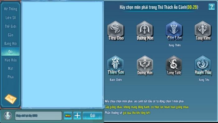 Top 3 hoạt động phải thử trong phiên bản mới Bách Chiến Xung Thiên VLTK Mobile 2