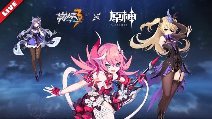Honkai Impact 3 và Genshin Impact đồng tổ chức cuộc thi Show ngay tài năng xứng danh Otaku/Gamer 0