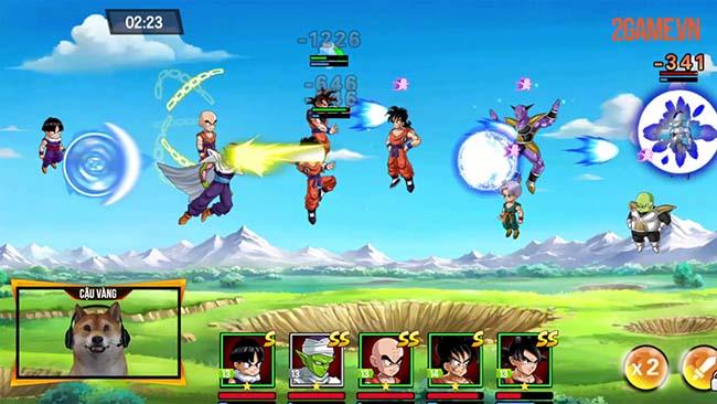 Cảm nhận Rồng Thần Huyền Thoại Mobile – Game đấu tướng trên không chủ đề Dragon Ball cực hay