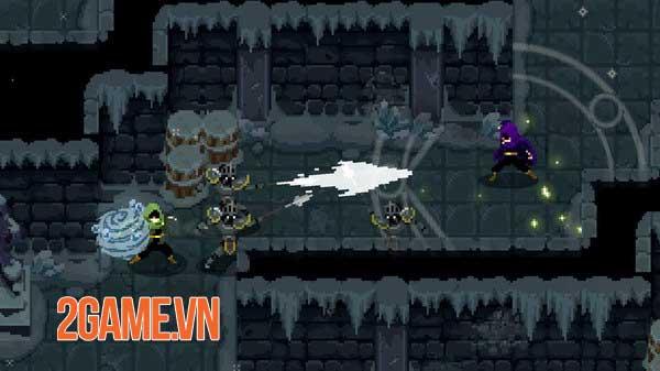 Wizard of Legend - Game hành động thuật sĩ với hơn 100 phép thuật và di vật độc đáo 0