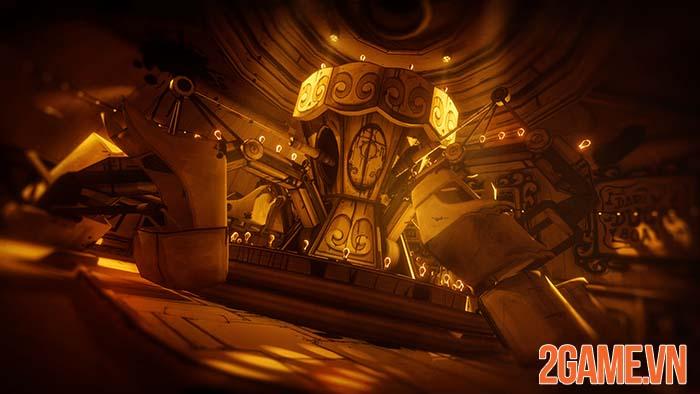 Bendy And The Ink Machine - Khi nỗi sợ đến từ những nhân vật hoạt hình 3
