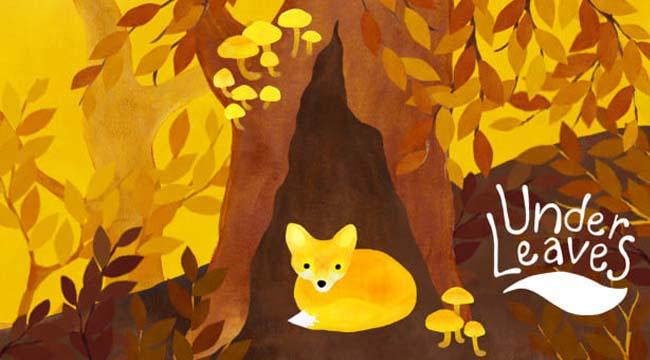Under Leaves – Game giải đố tìm đồ vật dưới tán lá cực hấp dẫn