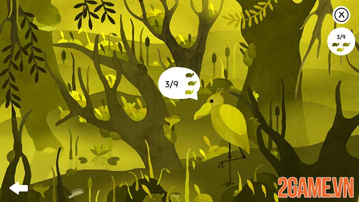 Under Leaves - Game giải đố tìm đồ vật dưới tán lá cực hấp dẫn 0