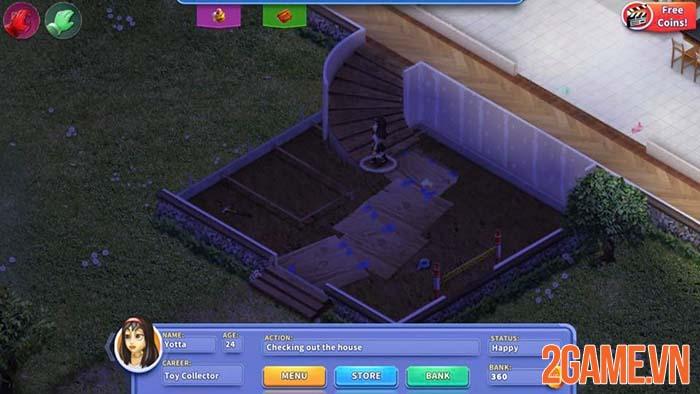 Virtual Families - Học cách làm trụ cột thông qua tựa game gia đình mobile 4