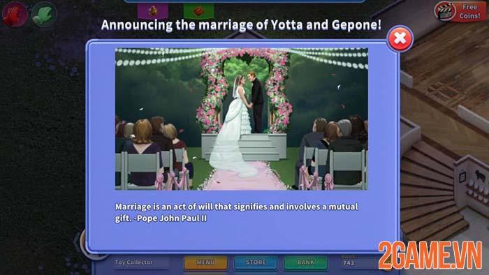 Virtual Families - Học cách làm trụ cột thông qua tựa game gia đình mobile 3