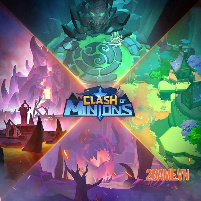 Clash of Minions - Game idle RPG mở ra hành trình khôi phục lại ánh sáng 2