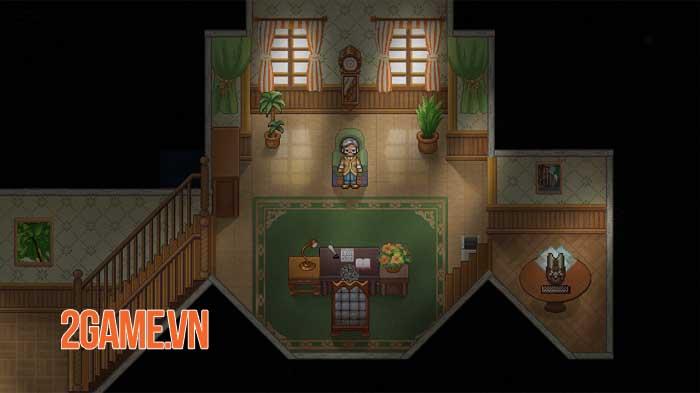 Finding Paradise - Game phiêu lưu theo cốt truyện du hành qua ký ức 1