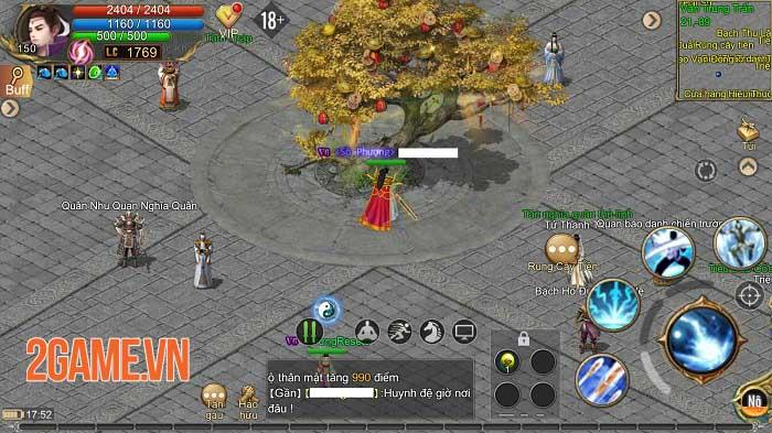 Kiếm Thế ADNX Mobile - Phiên bản hoàn thiện từ PC sang Mobile có bản quyền 1