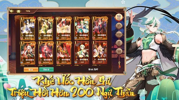 Ngự Hồn Sư đề tài mới lạ cùng gameplay đa dạng hứa hẹn bùng nổ mùa hè này 2