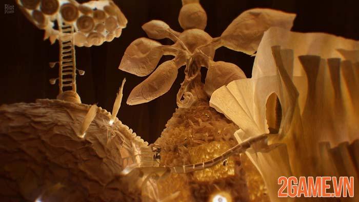 Papetura - Game giải đố hấp dẫn lấy cảm hứng từ nghệ thuật Origami 0