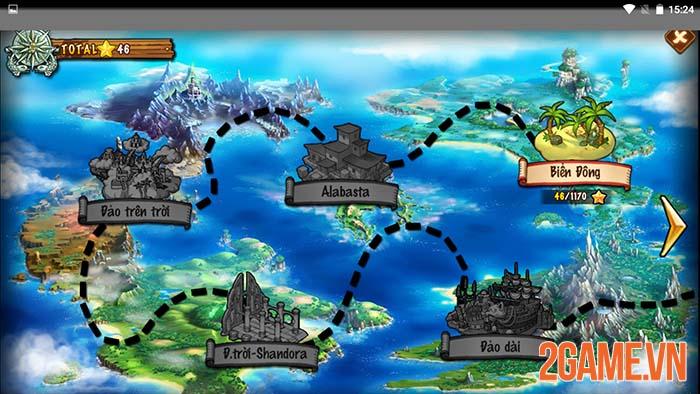 Trải nghiệm Hải Tặc Loạn Chiến - Tái hiện hành trình đến tân thế giới 4