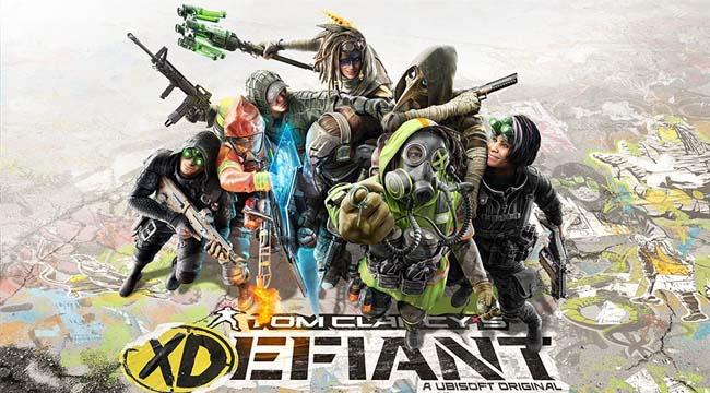 XDefiant – Game bắn súng 6 vs 6 hội tụ anh tài của Tom Clancy