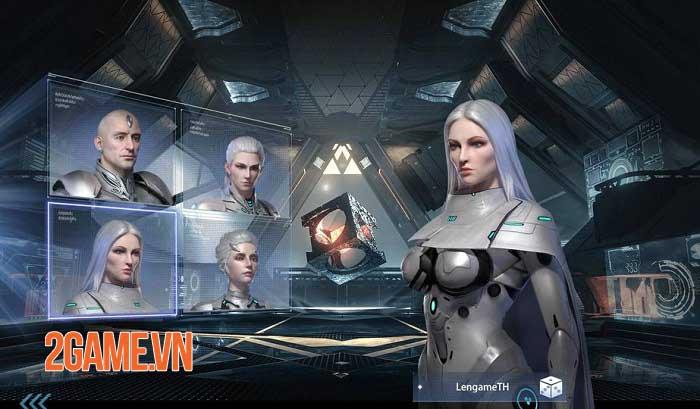 Clash of Starships - Game khoa học viễn tưởng về không gian thiên hà khổng lồ 0