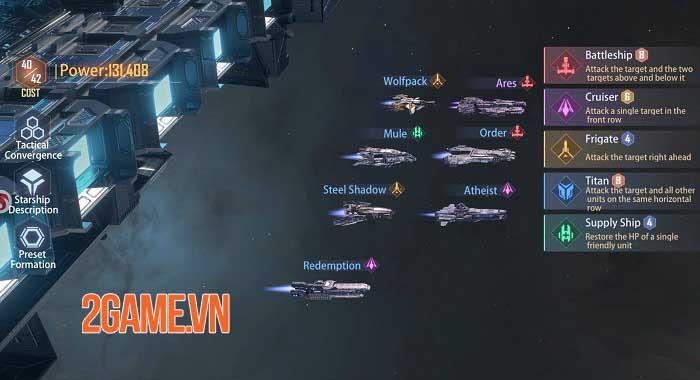 Clash of Starships - Game khoa học viễn tưởng về không gian thiên hà khổng lồ 4