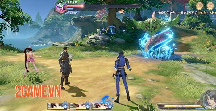 Doula Continent: Soul Master Duel - Game thế giới mở khám phá tự do 2
