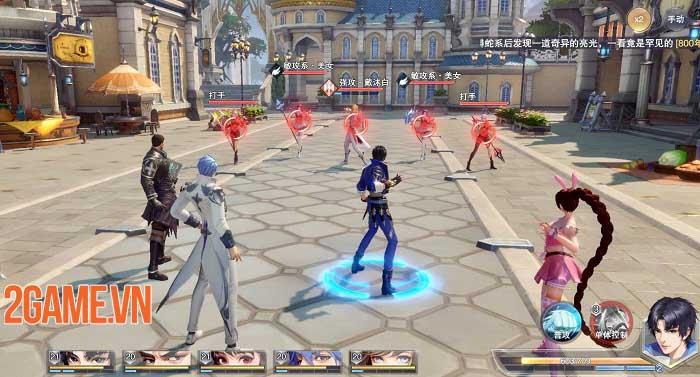 Doula Continent: Soul Master Duel - Game thế giới mở khám phá tự do 3