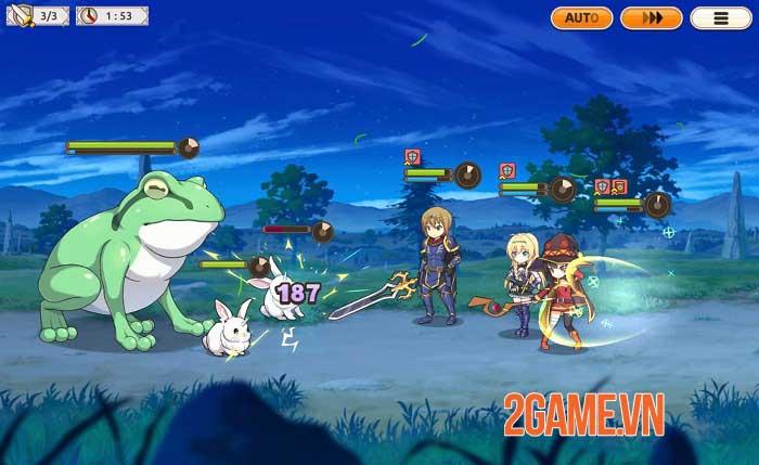 KonoSuba: Fantastic Days - Game nhập vai anime bùng nổ trí tưởng tượng 0