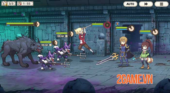 KonoSuba: Fantastic Days - Game nhập vai anime bùng nổ trí tưởng tượng 1