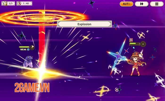 KonoSuba: Fantastic Days - Game nhập vai anime bùng nổ trí tưởng tượng 2