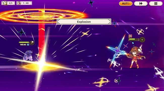 KonoSuba: Fantastic Days – Game nhập vai anime bùng nổ trí tưởng tượng