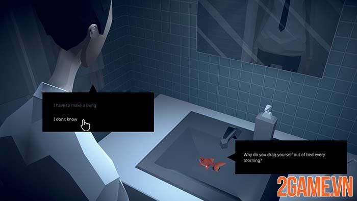 Mosaic - Khi những chuỗi ngày trầm cảm trở thành đề tài làm game 4