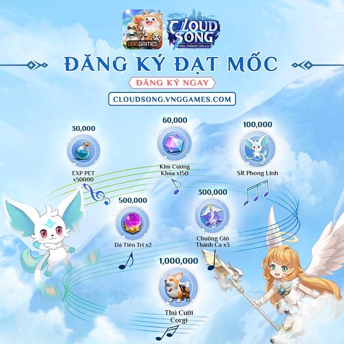 Cloud Song VNG mở đăng ký sớm với tổng giá trị giải thưởng lên đến 1 tỷ đồng 0