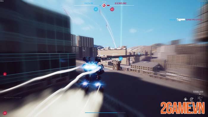Battle Steed: Gunma - Game đại chiến robot 6 vs 6 chính thức ra mắt 0