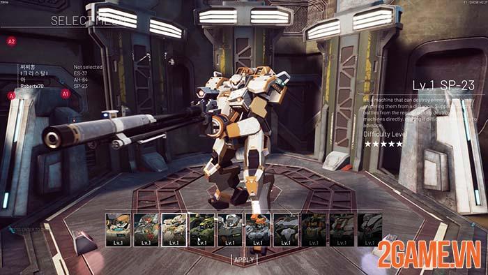 Battle Steed: Gunma - Game đại chiến robot 6 vs 6 chính thức ra mắt 3