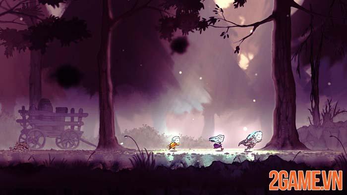 Greak : Memories of Azur - Game đi cảnh 2D hấp dẫn của Team17 1