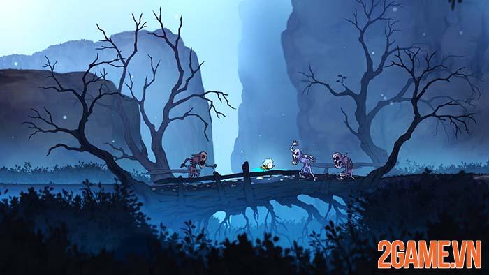 Greak : Memories of Azur - Game đi cảnh 2D hấp dẫn của Team17 2