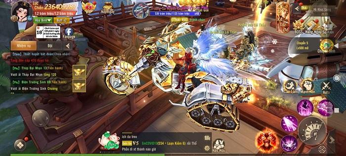 Phong Khởi Trường An mang đến hàng loạt giải đấu kịch tính cho cộng đồng game thủ 3