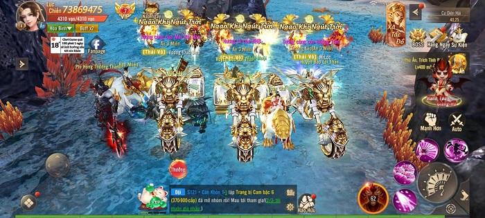 Phong Khởi Trường An mang đến hàng loạt giải đấu kịch tính cho cộng đồng game thủ 4