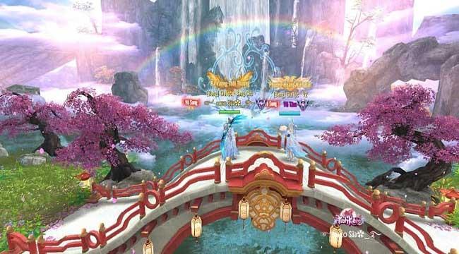 """Game thủ Tình Kiếm 3D phấn khích với sự kiện """"Đại Tiệc Thả Tình"""""""