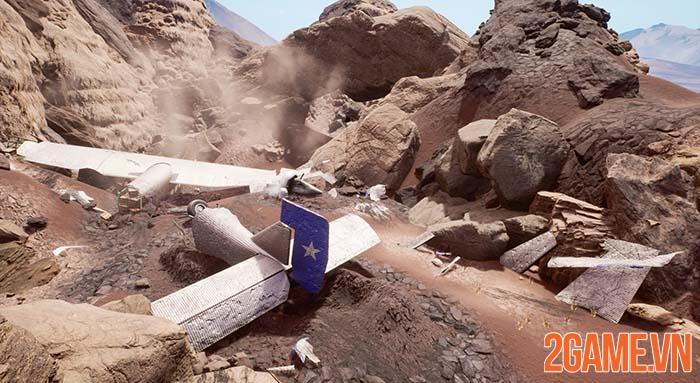 Arid - Khi game thủ phải đối mặt tự nhiên và sinh tồn trong sa mạc tử thần 1