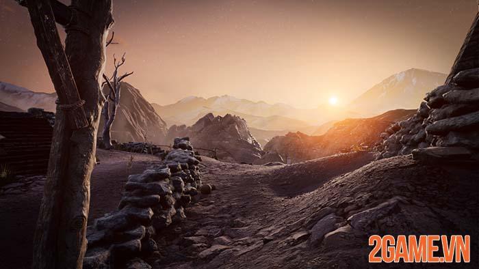 Arid - Khi game thủ phải đối mặt tự nhiên và sinh tồn trong sa mạc tử thần 0