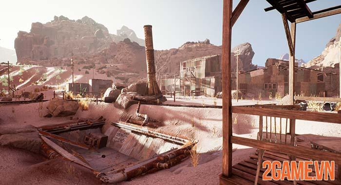 Arid - Khi game thủ phải đối mặt tự nhiên và sinh tồn trong sa mạc tử thần 2
