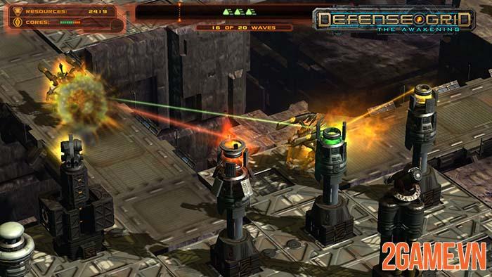 Nhanh tay nhận ngay game miễn phí Verdun và Battlegrid: The Awakening 2