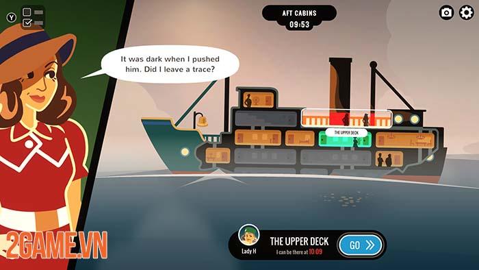 Overboard! - Khi game thủ bị kẹt trên tàu du lịch cùng một gã sát nhân 2