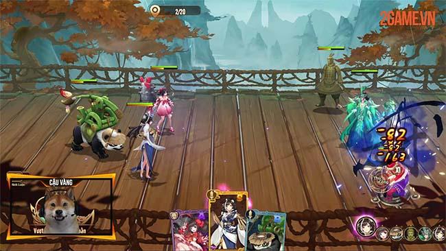 Cảm nhận Ngự Hồn Sư Mobile – Game nhập vai đấu tướng phong cách Nhật cực mê