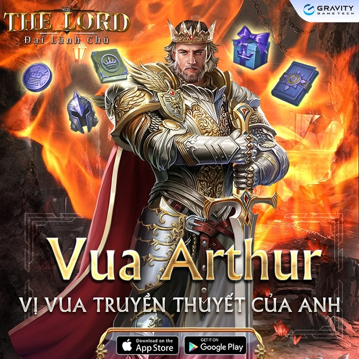 The Lord Đại Lãnh Chủ chuẩn bị trình làng game Việt 1
