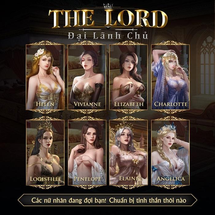 The Lord Đại Lãnh Chủ chuẩn bị trình làng game Việt 2