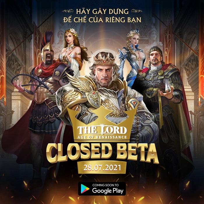 The Lord Đại Lãnh Chủ chuẩn bị trình làng game Việt 3