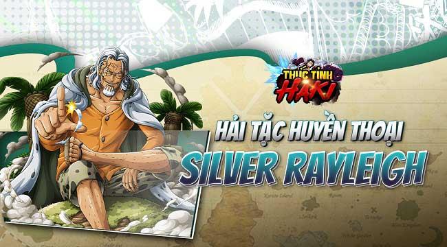 Huyền Thoại Silvers Rayleigh khuấy động cộng đồng One Piece – Thức Tỉnh Haki