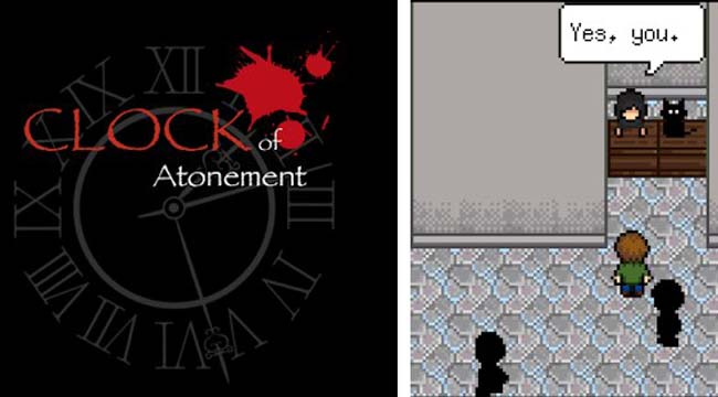 Clock of Atonement – Game giải đố kinh điển với khái niệm thời gian trở lại