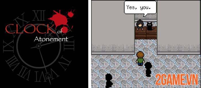 Clock of Atonement - Game giải đố kinh điển với khái niệm thời gian trở lại 0