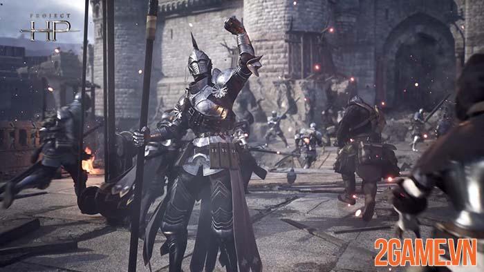 Project HP - Mở ra góc nhìn cận cảnh về chiến trường thời Trung Cổ 2