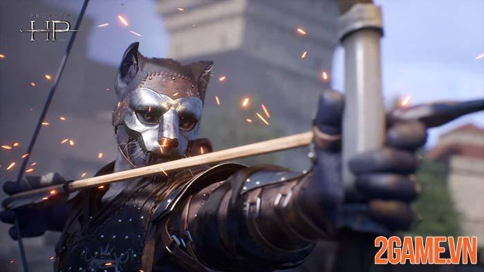 Project HP - Mở ra góc nhìn cận cảnh về chiến trường thời Trung Cổ 1