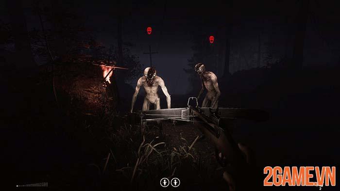 Sign of Silence - Game kinh dị phối hợp với nỗi sợ câm lặng của tự nhiên 2