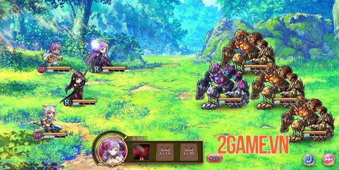 Rebless Zwei - Game nhập vai có đồ họa tuyệt đẹp và lối chơi phong phú 1