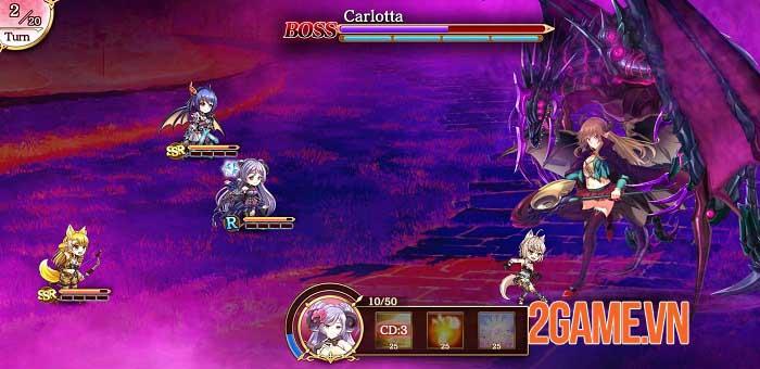 Rebless Zwei - Game nhập vai có đồ họa tuyệt đẹp và lối chơi phong phú 2